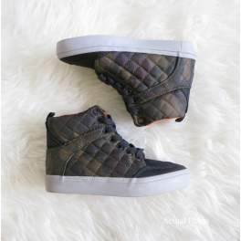 SALE! Old Navy Nylon High-Tops Shoes - Camo