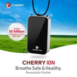 Pricedrop! CHERRY ION Personal Air Purifier Ionizer