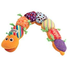 Lamaze Musical Inchworm - New Design