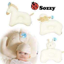 SALE! Sozzy Baby Animal Head Pillow