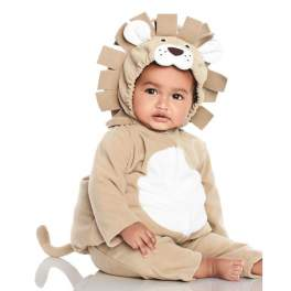 Carter's 2pc Set Bubble Costume - Little Lion